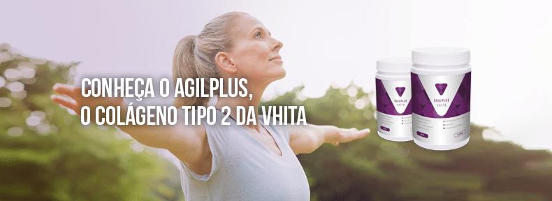 Conheça o AgilPlus: o colágeno tipo 2 da Vhita