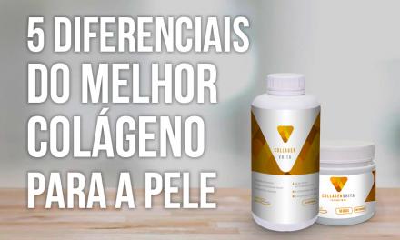 5 diferenciais do Collagen Vhita – Verisol