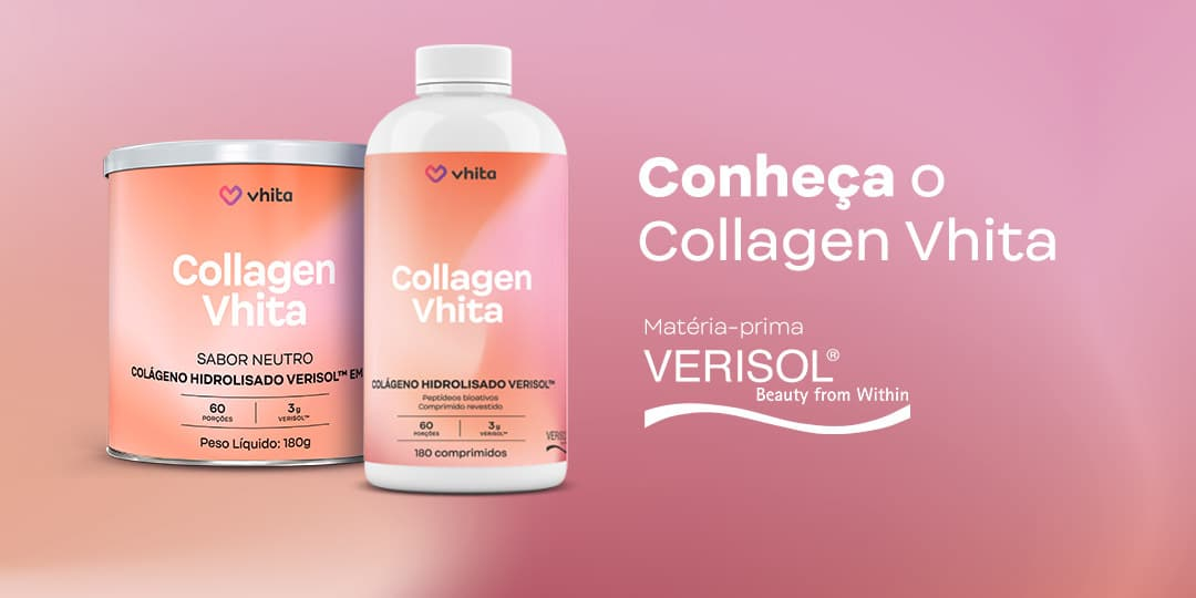 Verisol funciona? Conheça o Collagen Vhita.