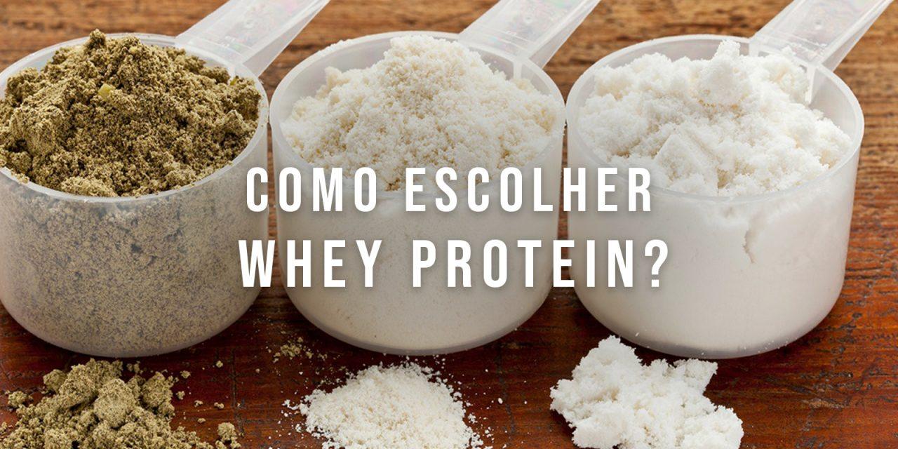 5 dicas de como escolher whey protein de qualidade