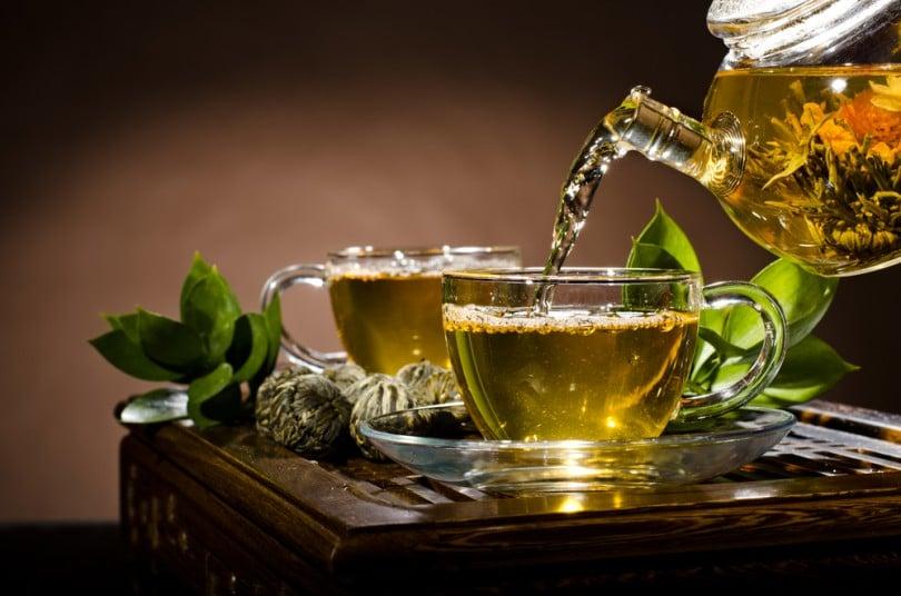 Tomar chá é bom pra quê.