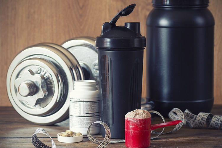 BCAA funciona sozinho? Como potencializar o ganho de massa muscular