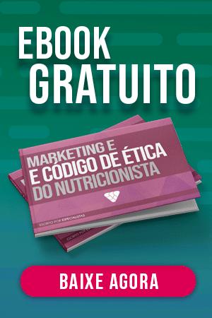 Livro Digital Marketing e o Código de Ética do Nutricionista