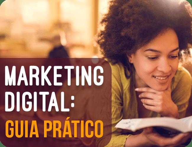 Ebook: Marketing Digital. Guia prático para nutricionistas.