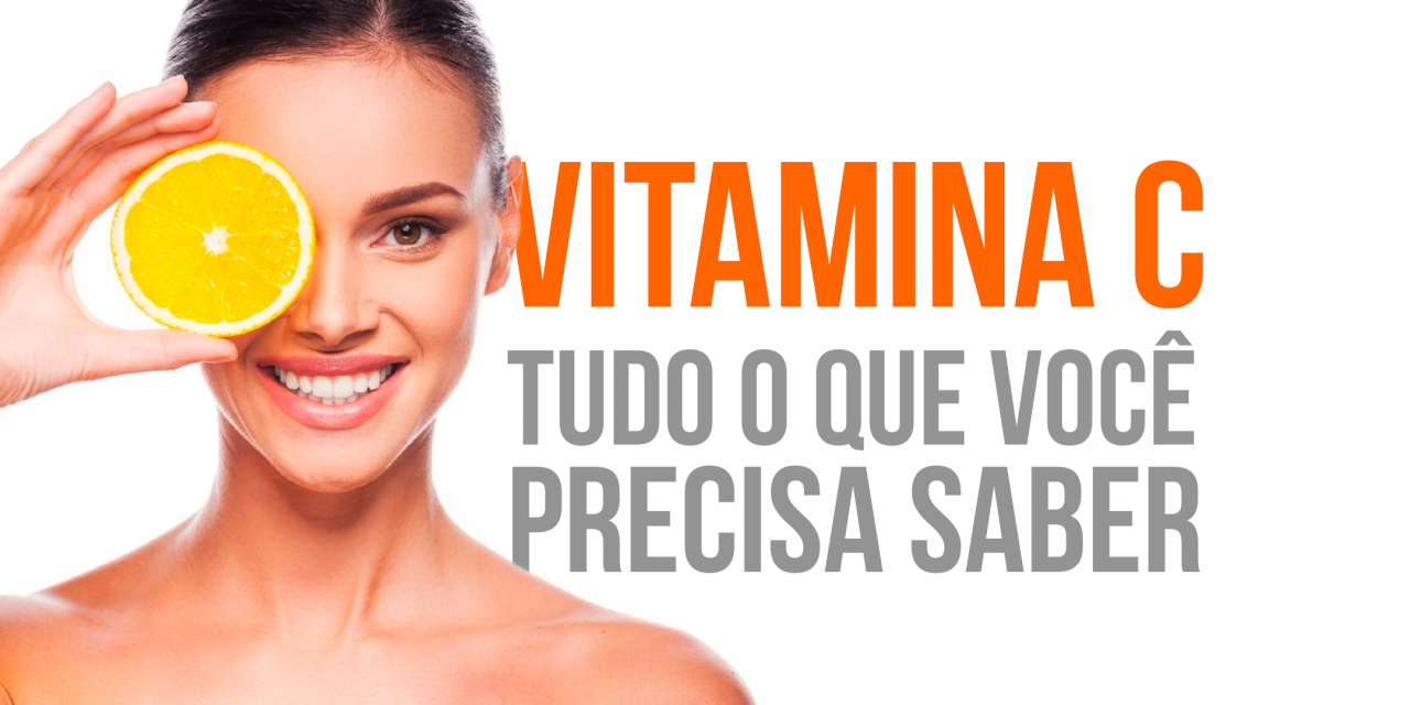 Vitamina C: Tudo o que você precisa saber| Dra. Raquel Campos
