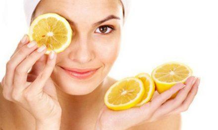 Suplemento de vitamina C para a pele e saúde da mulher