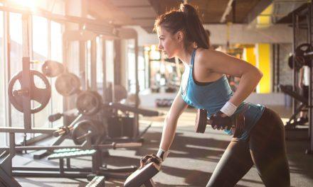 Suplemento feminino para ganhar massa muscular