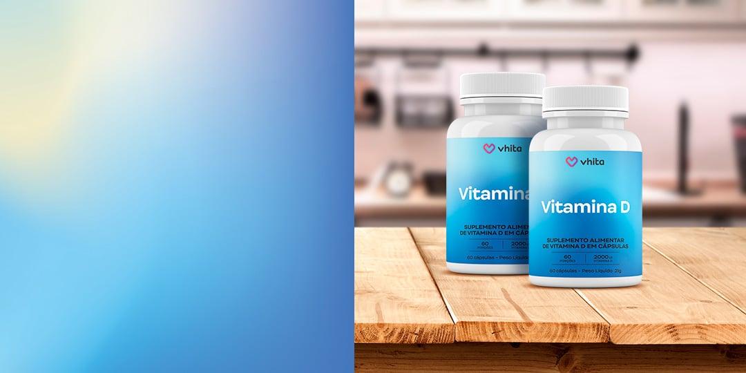 Melhor vitamina D do mercado.
