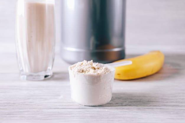 Whey protein zero lactose.