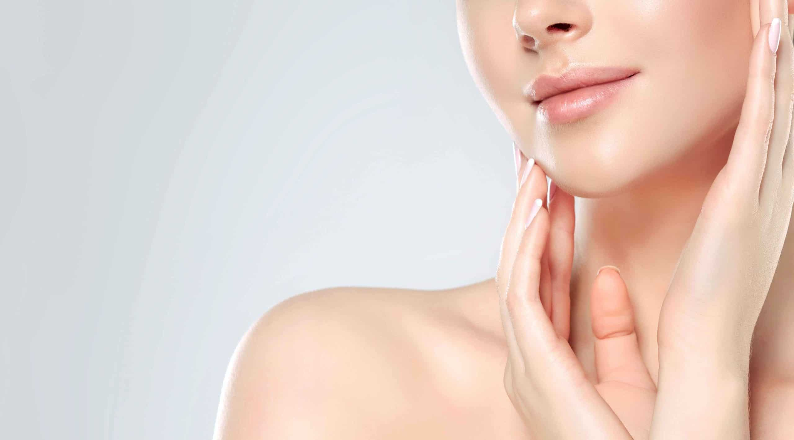 Elasticidade da pele colageno.