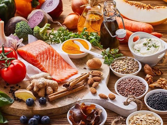 Alimentos anti-inflamatórios naturais