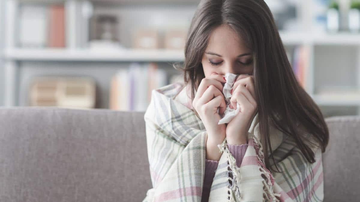 Vitamina C para gripe