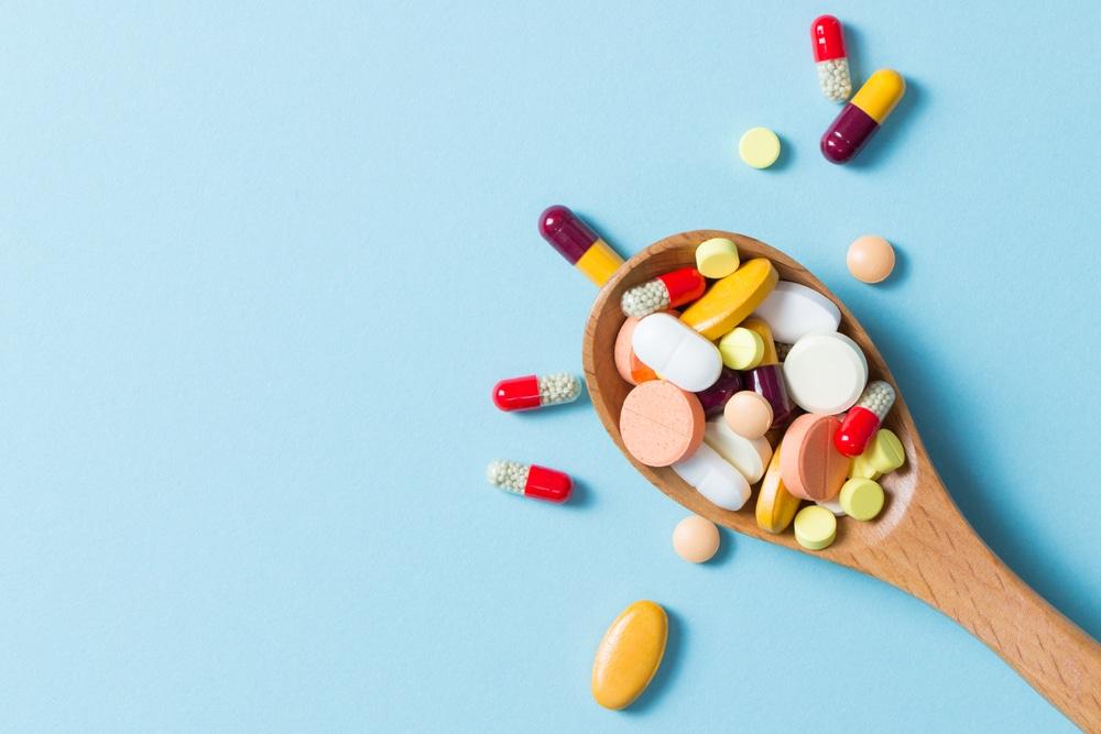 Vitamina C comprimido