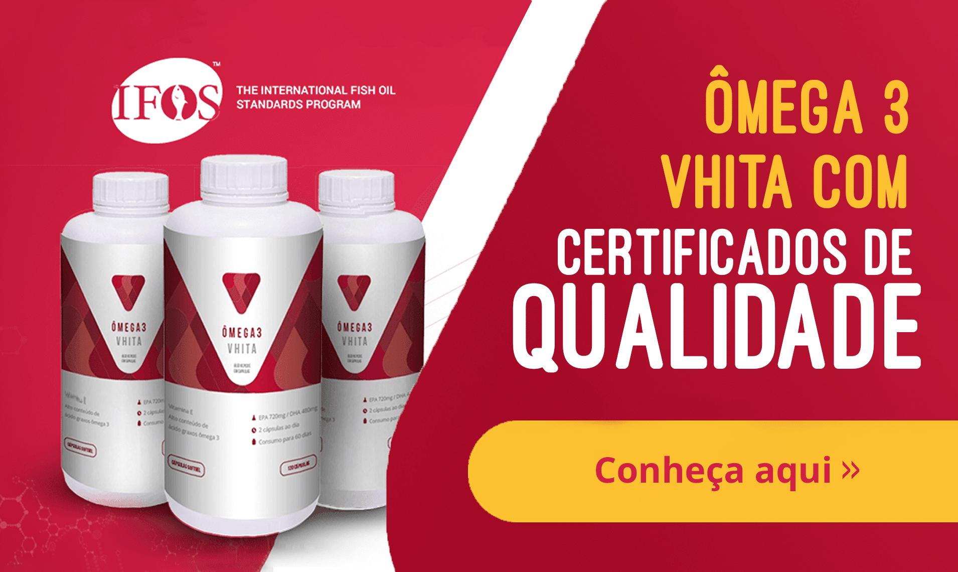 Efeitos do omega 3.