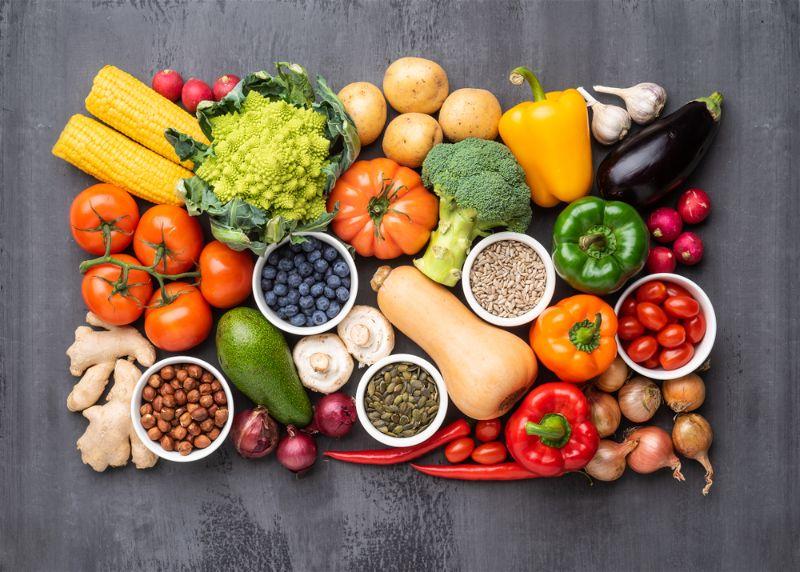 alimentos com vitamina