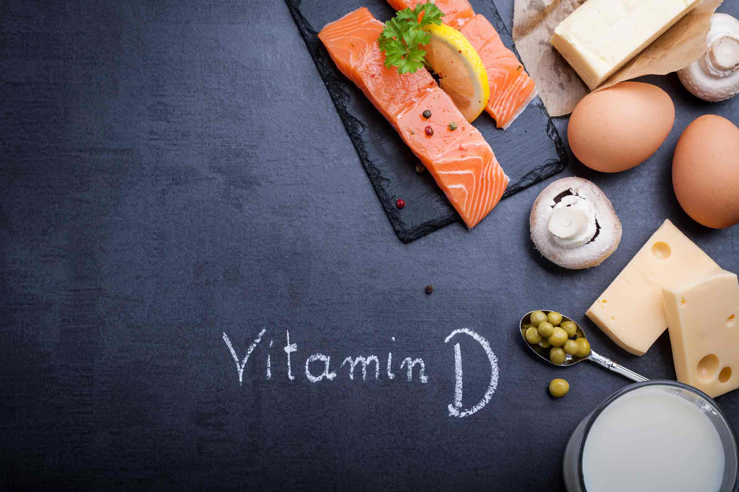 Frutas com Vitamina D? Veja aqui.