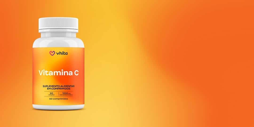 Vitamina C Vhita para o cabelo.